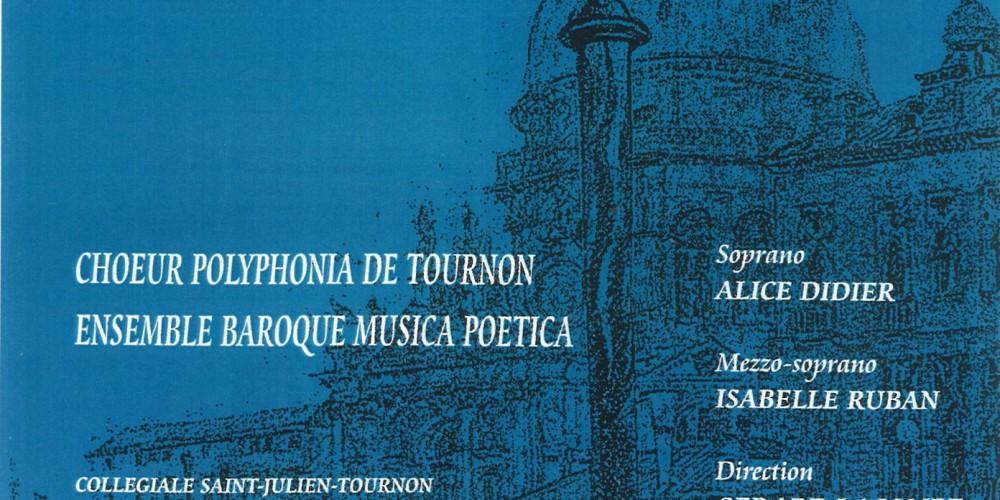 Musique sacrée de Vivaldi