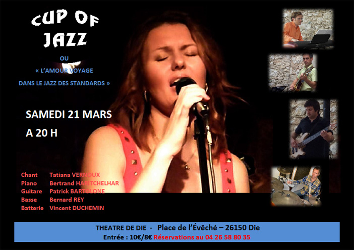 Tatiana et la Jazz copie