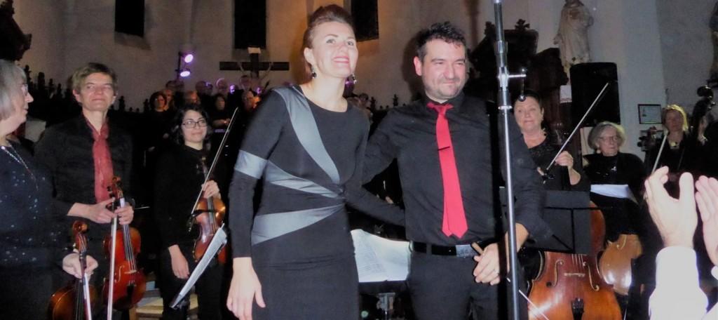 Concert St Vincent la Commanderie le 25/11/2017
