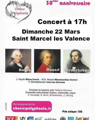 Affiche provisoire St Marcel